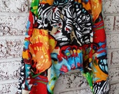 Toddler Pants-Unisex Parachute/Harem Pants - Sizes 3m to 24M