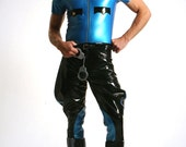 SELDON Latex Rubber Jodhpurs