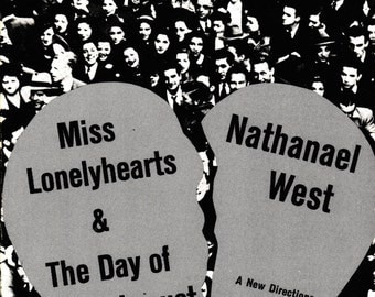 Miss Lonelyhearts/the Day of the Locust - Nathanael West