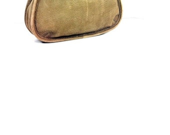 Small Leather Coach Handbag - Mini Tan Coach Bag