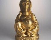Star Wars - Zen C3PO  (Brilliant Gold)