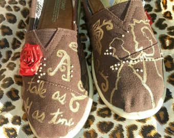 Beauty and the Beast Disney Toms