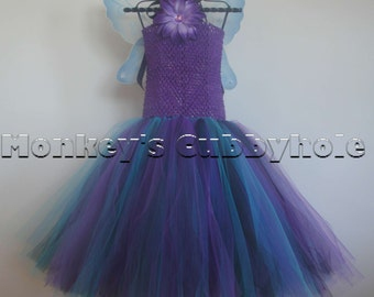 Lunar Fairy Tutu Dress Set