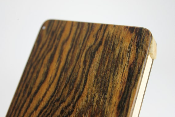 Wood Business Card Holder (Bocote)