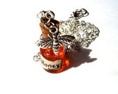 Honey Pot Necklace
