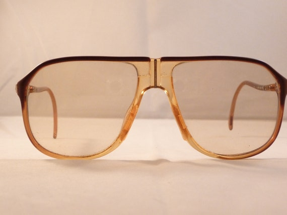Zeiss vintage glasses 1980s frames made in West Germany