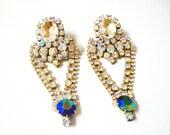 J E N N A Aurora Borealis Earrings