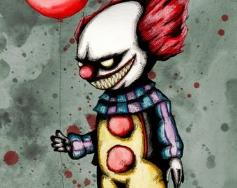 Pennywise Fine Art Print