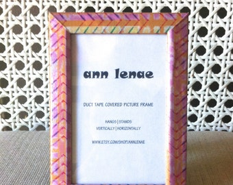 Aztec | Tribal Print Picture Frame