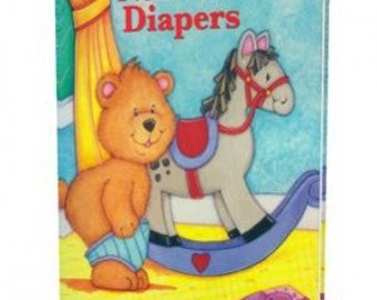 Personalized Children's Book - No More Diapers