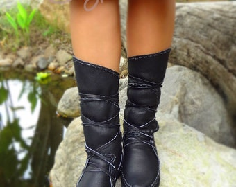 Moccasin, Black Moccasins, Moccasin Boots, Womens Moccasins, Leather Moccasins, Black Boots, Mens Moccasins, Womens Boots, Leather Moccasin