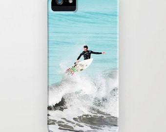 Surf iPhone 6s Case - iPhone 6s Plus Cover - iPhone 5s Case - Ocean Beach iPhone 5C Case - iPhone 5 Case - iPhone 6 Plus Case -  iPhone Case
