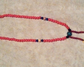Egyptian Pagan Prayer Beads Horus (Heru)