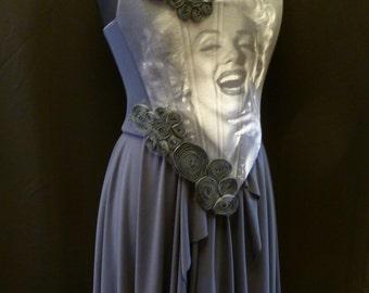 Marilyn Monroe Corset & Skirt