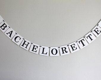 lingerie shower banner - bachelorette party banner - bachelorette banner - bridal shower banner - Bachelorette