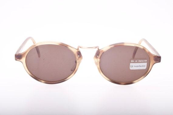 43b829023d Sergio Tacchini - Sunglasses - men - Catawiki Sergio Tacchini vintage 80s  round oval by GreenFlamingoVintage
