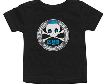Personalized Skull & Cross Bones shirt for Big Brother