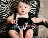Gorgeous Black Lace Petti Romper, petti rompers, baby girls birthday outfit, Photography props, Baby petti Rompers,