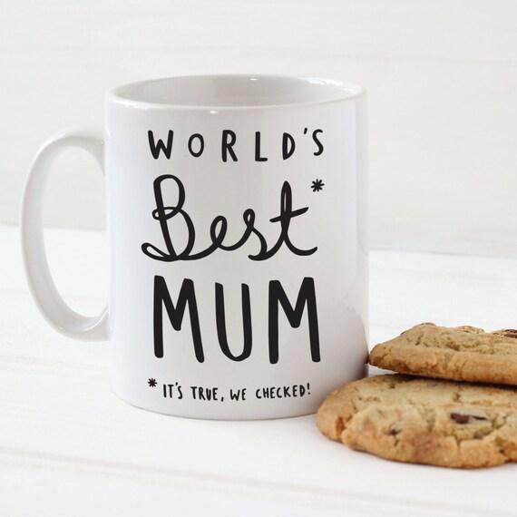 Extrêmement Tasse de meilleur maman Mug Mug en céramique élégant pour QV36