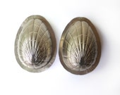 French Vintage Chocolate Egg Mold Easter Egg Mold 22 x 16 cm