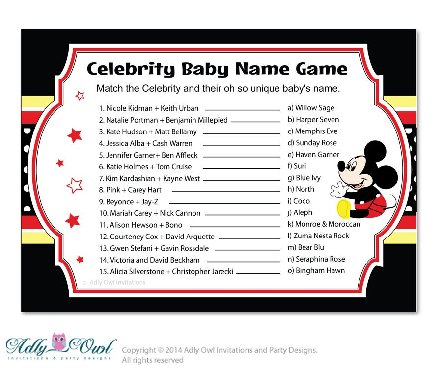 Celebrity Baby Boy Names - Celebrity Boy Name List ...