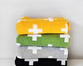 GREY Plus Blanket