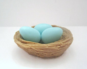 Bird Nest Soap