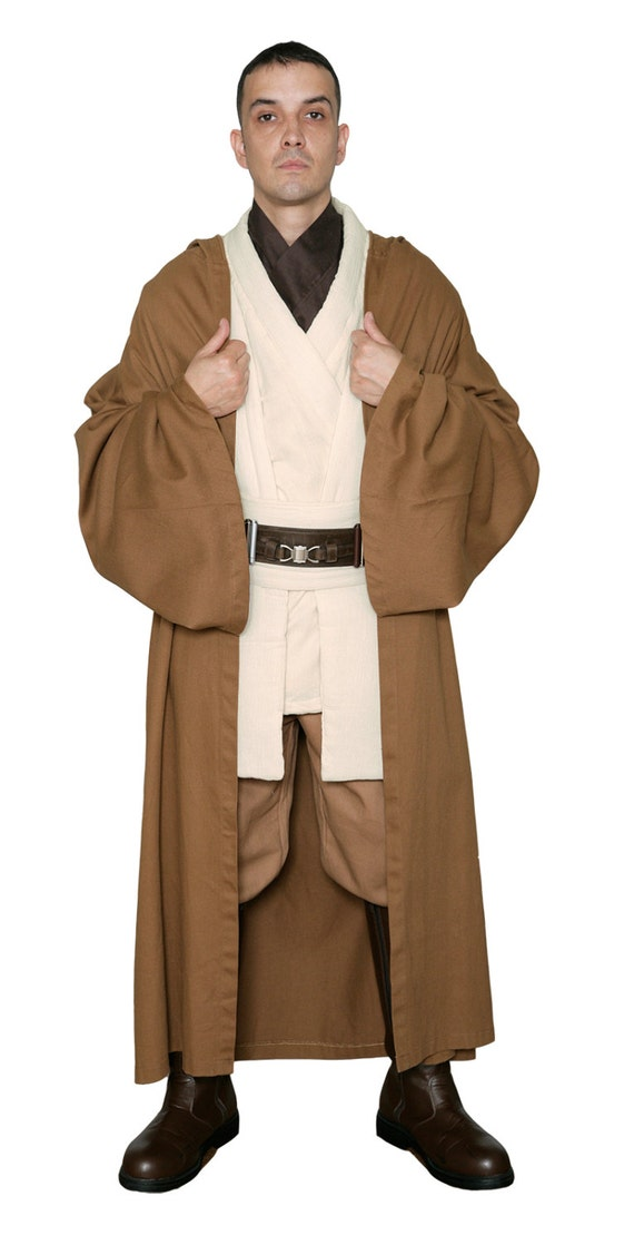 Star Wars Obi Wan Kenobi Jedi Replica Costume by ...