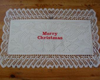 Merry Christmas Table mat / Placemat / Serving Mat. Item No. LDC0096
