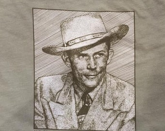 Hank Williams Sr. T-Shirt