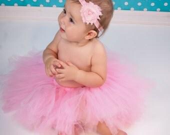 Pink Tutu Birthday Tutu Baby Tutu Photo Prop BabyAdult Tutus