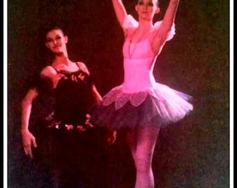 Simplicity Costumes  5138  Misses' Ballet Costumes  Size (6-12)  UNCUT