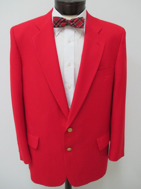 Images of Red Sport Coat - Reikian