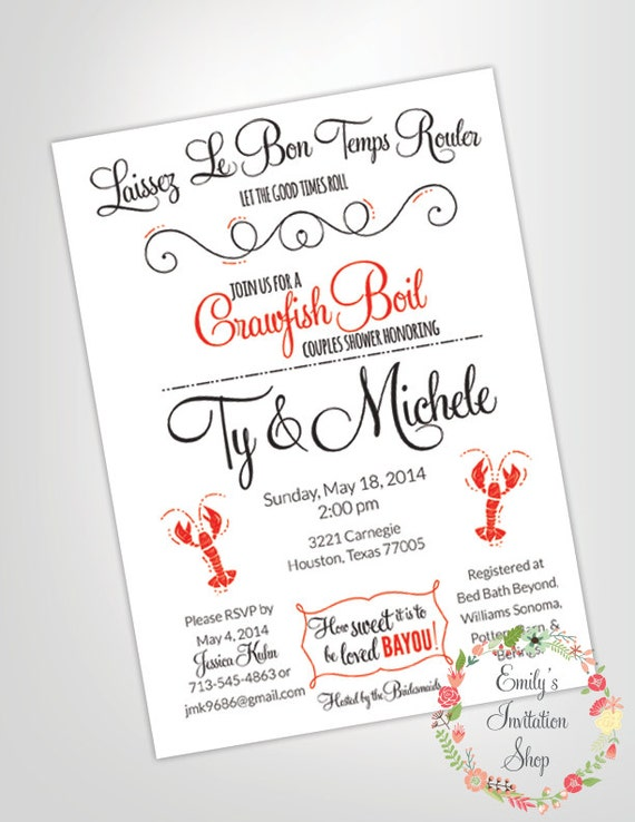 Baby Shower Couples Invitations as beautiful invitation template