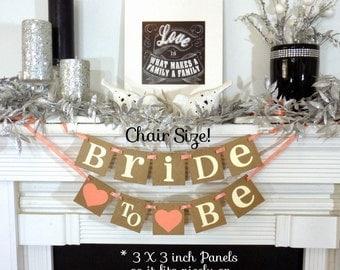 Bridal shower chair Etsy