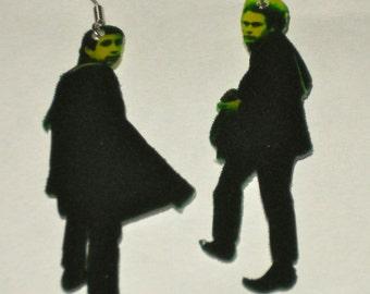 Simon & Garfunkel Earrings