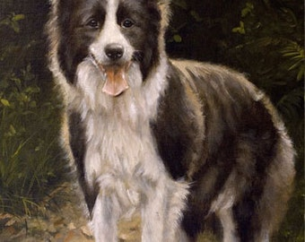 "Shop ""border collie"" in Prints"