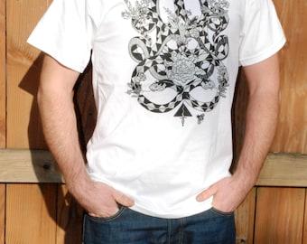 Snake Charm T-shirt