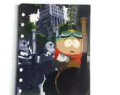 South Park coptic journal reworked DVD box from season 10