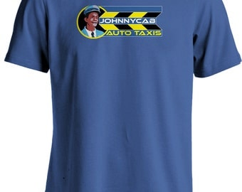 Total Recall - Johnnycab Auto Taxis T-shirt