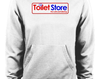 Anchorman: The Legend of Ron Burgundy - Brick Tamland Toilet Store Hoodie
