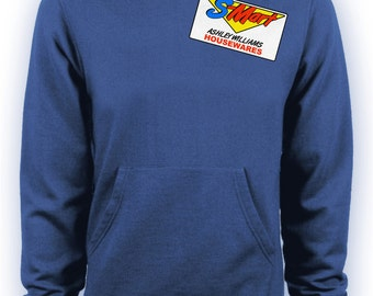 Evil Dead Army of Darkness- Bruce Campbell S-Mart Housewares Hoodie