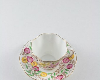 Taylor & Kent English Bone China Teacup