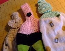 PATTERN Towel Topper Crochet