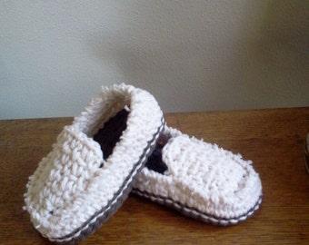 Little Man Loafers