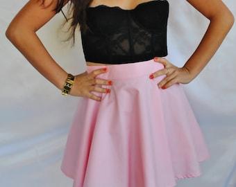 Pinklove Skater Skirt