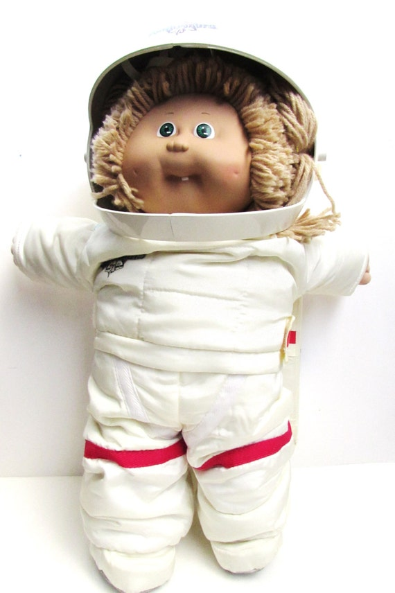young astronauts cabbage patch doll - photo #1