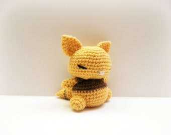 Amigurumi Pokemon Patterns Free : Amigurumi chibi doll pattern kalulu for