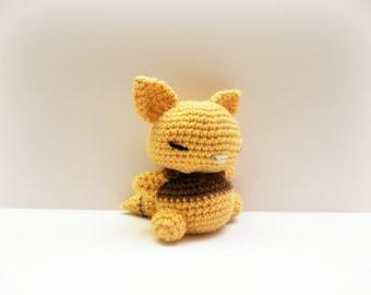 Amigurumi Chibi Doll Pattern Free : One piece crochet doll pattern supergurumi