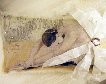 Fragrant Ballet Inspired Lavender Sachet